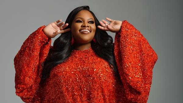 Tasha Cobbs Leonard, photographed in 2020.