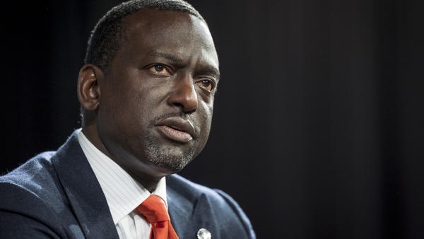Yusef Salaam, shown above in 2019, reflects on his wrongful conviction in the memoir, <em>Better, Not Bitter.</em>