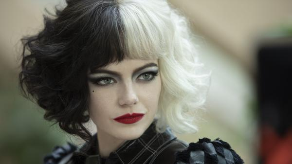 Is Cruella de Vil (Emma Stone) meant to come off as misguided, unhinged or genuinely unscrupulous? A new film tries to suggest a complicated mix of all three and winds up feeling mostly confused.