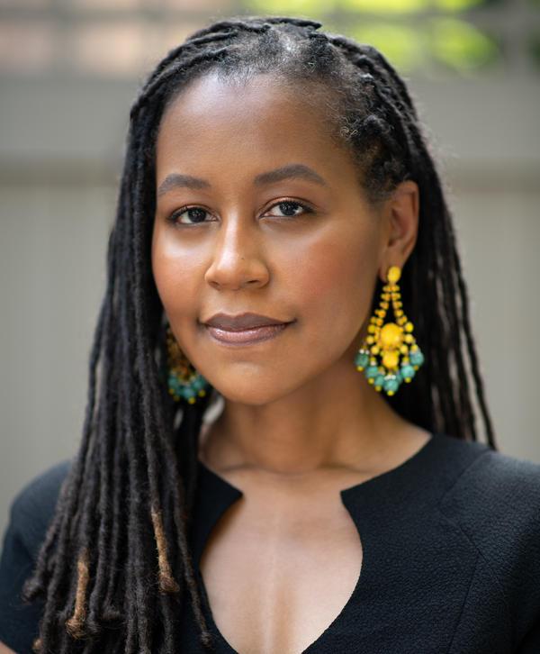 Dawnie Walton left her job as the deputy managing editor of <em>Essence</em> to write <em>The Final Revival of Opal & Nev. </em>