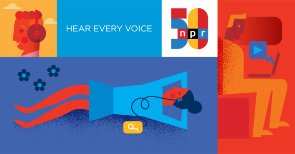 To celebrate 50 years of NPR, we asked you, our listeners, what stories have captivated you over the decades.