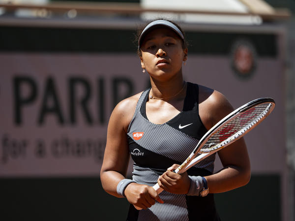 """Naomi Osaka pulled out of the French Open after refusing to attend press conferences. Osaka says she suffers from depression and experiences, """"huge waves of anxiety before I speak to the world's media."""""""