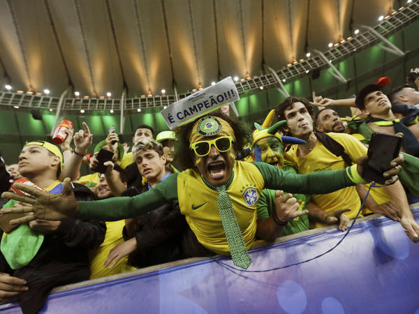 Brazilian officials said on Monday that if they decide to host the Copa America, teams will play without fans in the stadium.
