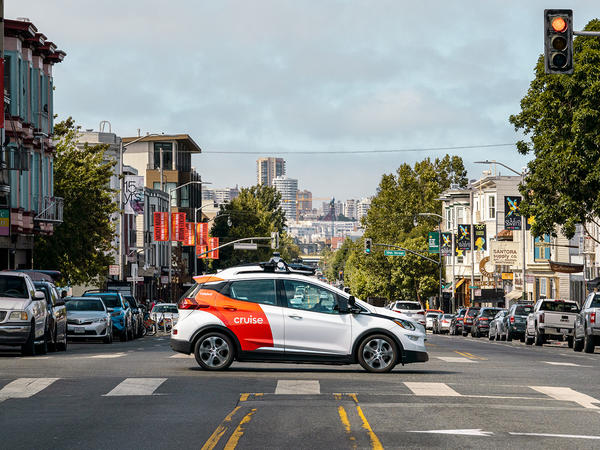 Cruise, a self-driving car service out of San Francisco, was granted a driverless vehicle permit for the state's autonomous vehicle pilot program.