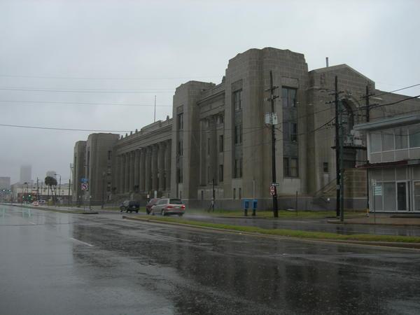 Orleans parish Criminal Courthouse