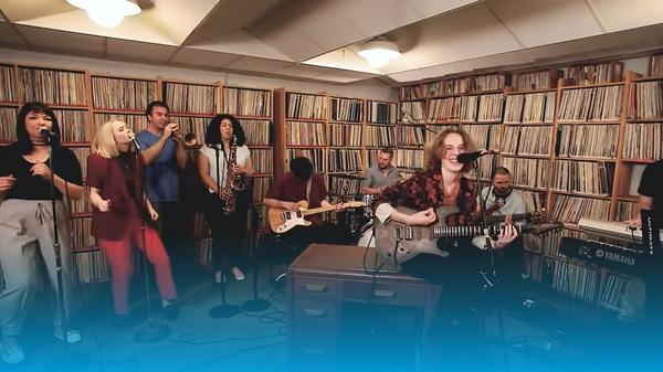 """Raine Stern entered the 2021 Tiny Desk Contest with the song """"Touchin' Don't Feel Right"""""""