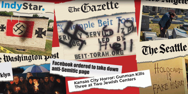 Antisemitic hate crimes have increased across the country over the past few weeks, including in the greater Tampa Bay region.