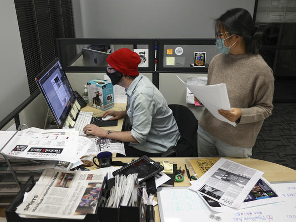 Student journalists at the University of Georgia's newspaper, <em>The Red & Black</em>, saw firsthand how covering their local community was more important than ever over the last year.