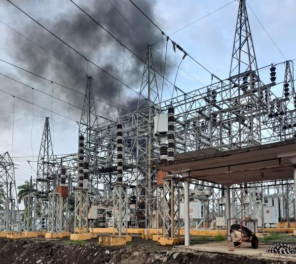 A fire at a Luma Energy substation in San Juan knocked out power to hundreds of thousands of residents in Puerto Rico on Thursday.