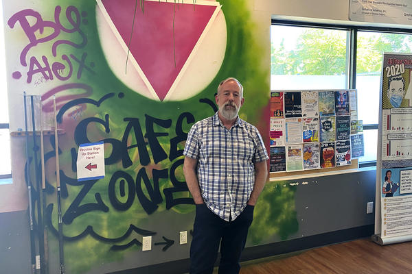 """Mike Marshall is the co-founder and director of Oregon Recovers. He says he's concerned the state is failing to expand addiction treatment capacity in a strategic way. """"So we put the cart before the horse,"""" he says. <strong> </strong><strong></strong>"""