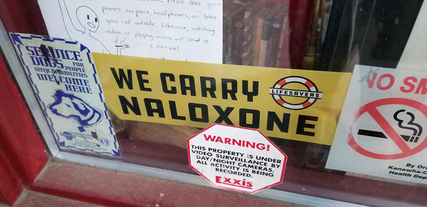 Naloxone is one of the harm reduction methods that's gained more widespread acceptance in the United States. The medication reverses deadly overdoses caused by opioids such as fentanyl and heroin.