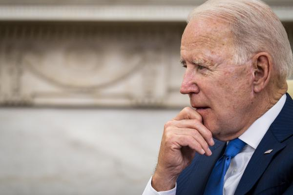 President Joe Biden is walking back comments he made on Thursday that threatened an infrastructure deal the White House struck with a bipartisan group of senators.