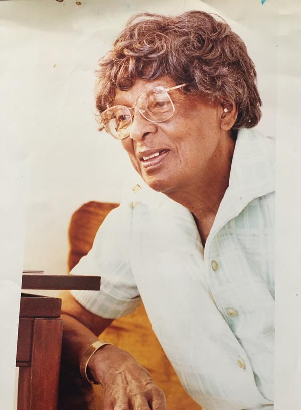 Lulu Merle Johnson, a professor and historian, was the first Black woman to earn a Ph.D. in Iowa. Johnson County, Iowa, is naming itself after her.