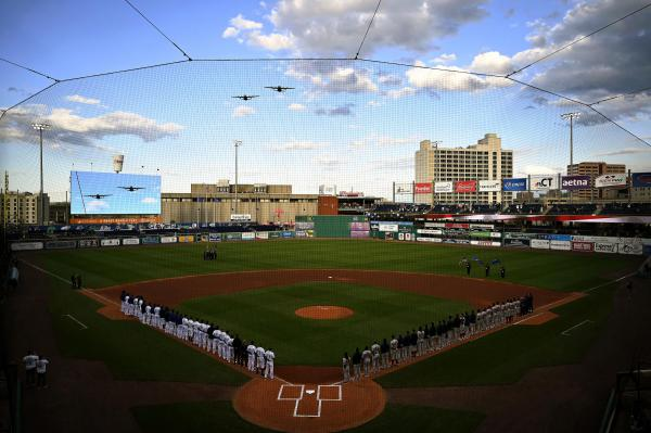The Hartford Yard Goats weren't able to play baseball at Dunkin' Donuts Park in Hartford in 2020 due to the COVID-19 pandemic. As a result, the club may be compensated up to $15 million by the federal government.