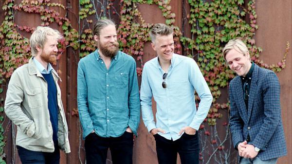 The Danish String Quartet looks to their Nordic roots on the new album, <em>Last Leaf</em>.