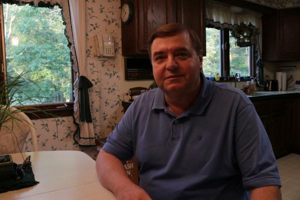 Former Channel 2 reporter Dick Lucinski