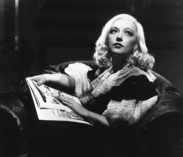 <em>Mank</em> is a biopic about the man who wrote <em>Citizen Kane.</em> But there's also a woman in the story: Marion Davies, a silver screen star and mistress of William Randolph Heart. She's pictured above in 1932.