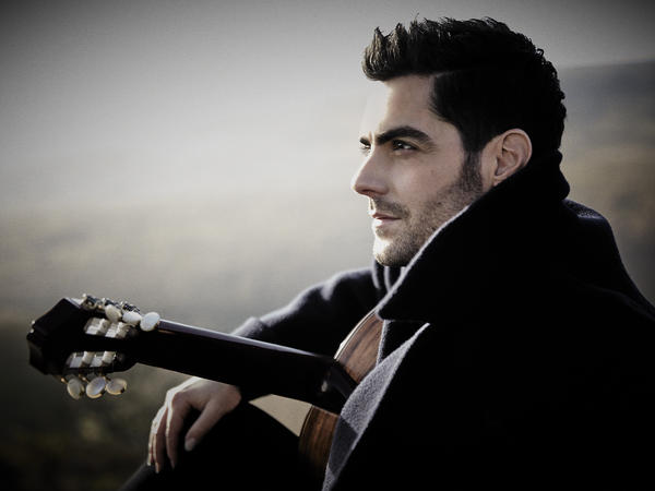 On his new CD, classical guitarist Miloš Karadaglic plays two works composed especially for him.