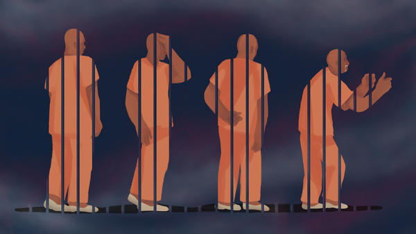 """There is a group of about 150 people in federal prison known as """"old law"""" prisoners who committed crimes before November 1987 and still have little hope of release."""