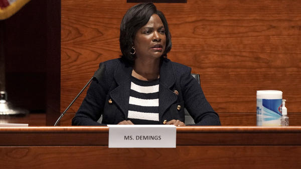 Rep. Val Demings, D-Fla., is running for the U.S. Senate in 2022.