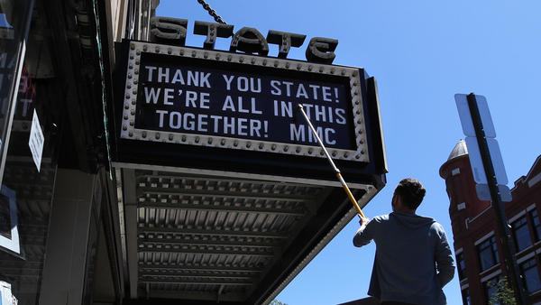 The State Theatre in Portland, Maine, is one of the many venues that have yet to receive money from the Shuttered Venue Operators Grant program.