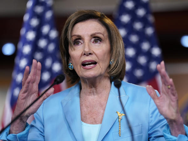 House Speaker Nancy Pelosi, D-Calif., decided to create a select committee to investigate the Jan. 6 insurrection after a bipartisan bill to set up an outside commission was filibustered by Senate Republicans.