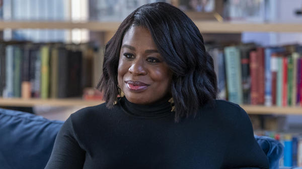 Uzo Aduba plays the therapist in the new season of the HBO series <em>In Treatment. </em>