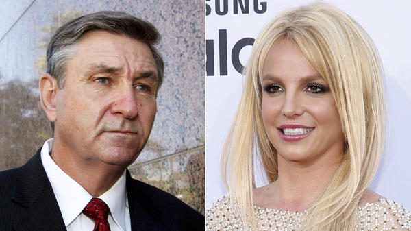 A judge has denied Britney Spears' request to remove her father, Jamie Spears, as a co-conservator.