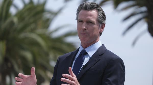 California Gov. Gavin Newsom will face a recall election on Sept. 14.