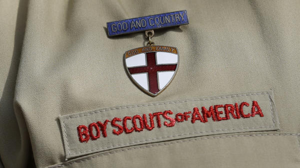 The Boy Scouts of America has reached a settlement with scores of men who say they were abused while they were in scouting. The deal has been presented to a federal court hearing the Boy Scouts' bankruptcy case.