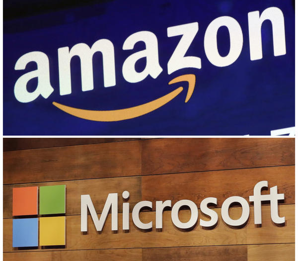 The Defense Department is canceling its mammoth cloud contract won by Microsoft and long litigated by Amazon.