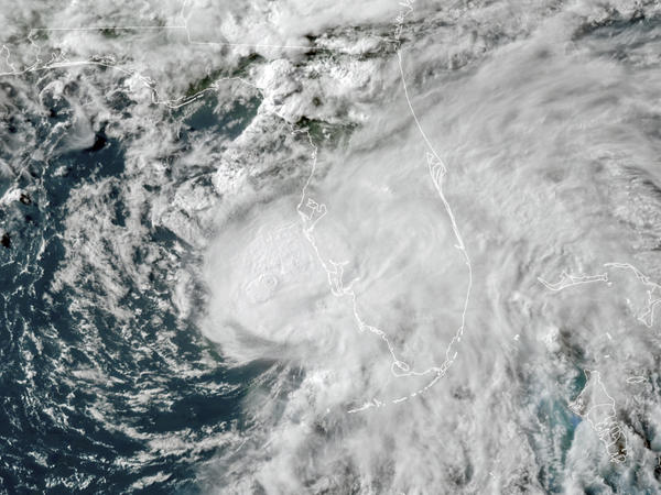 In addition to damaging winds and heavy rains, the Miami-based U.S. National Hurricane Center warned of life-threatening storm surges, flooding and isolated tornadoes from Tropical Storm Elsa.