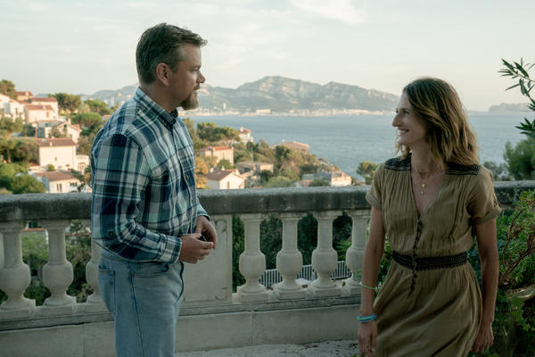 <em>Stillwater</em> centers on an Oklahoma oil worker (Matt Damon), who seeks the help of a French theater actress (Camille Cottin) when his daughter is accused of murder in Marseille, France.