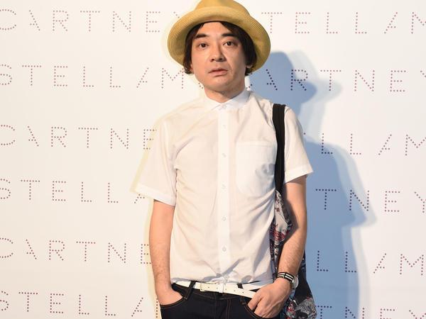 Japanese musician Keigo Oyamada, who performs as Cornelius, in Tokyo in 2014.