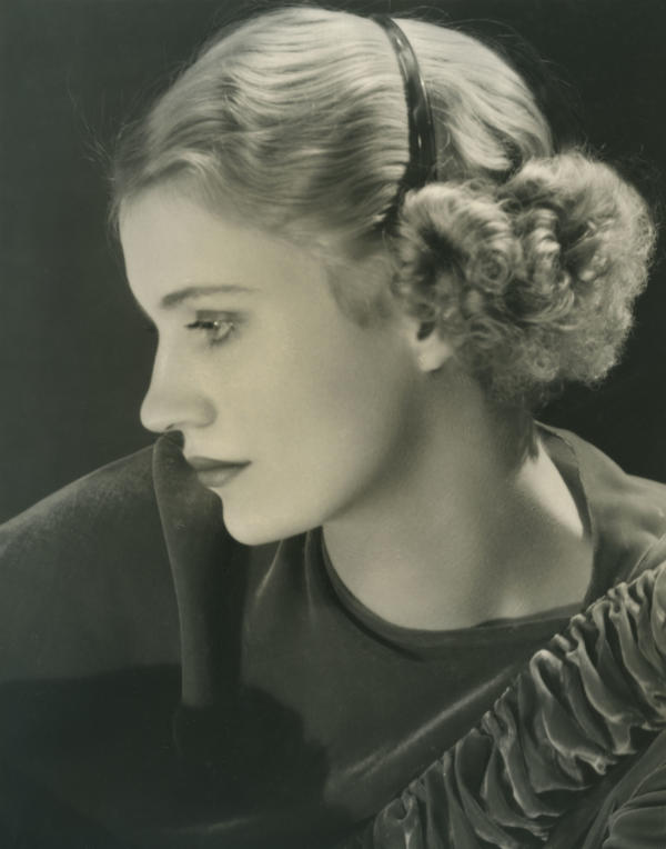 Lee Miller, <em>Self-Portrait with Headband</em> (variant), 1932 gelatin silver print, Lee Miller Studios Inc., New York