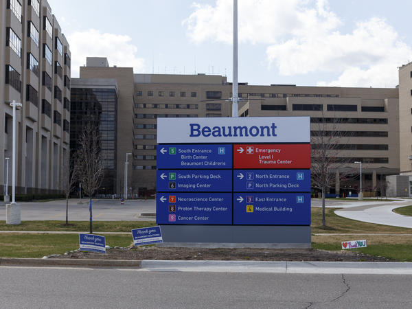 Michigan's two largest hospital systems, Spectrum Health and Beaumont Health, announced last month they wanted to merge. Hospital mergers and monopolies are increasingly the norm in the United States — which drives prices.