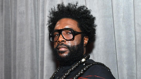Questlove, here at the Grammys in January 2020, says the pandemic has changed him.