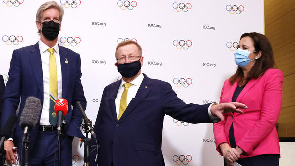John Coates, president of the Australian Olympic Committee, has come under fire for his remarks to Queensland Premier Annastacia Palaszczuk, ordering her to attend the opening ceremony of the Tokyo Olympics.