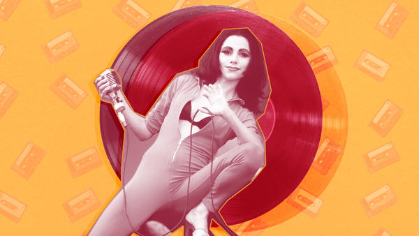 """PJ Harvey's <em data-stringify-type=""""italic"""">Uh Huh Her </em>was a powerful force for critic Laura Snapes. """"Seeing this woman I so admired derail a linear path to greater success and greater approval – the de facto path as far as teachers were concerned – was revelatory,"""" she writes."""