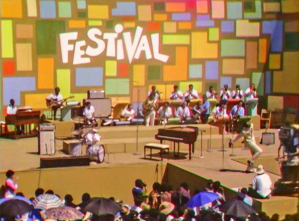 The Harlem Cultural Festival in 1969 in the documentary<em> Summer of Soul.</em>