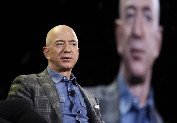 Jeff Bezos stepped down on as CEO of Amazon on Monday and is handing the reins to his longtime deputy Andy Jassy.