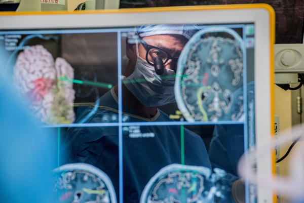 UCSF neurosurgeon Edward Chang says a system that lets a man express his thoughts at 15 words a minute is just the beginning for computer-mediated communication.