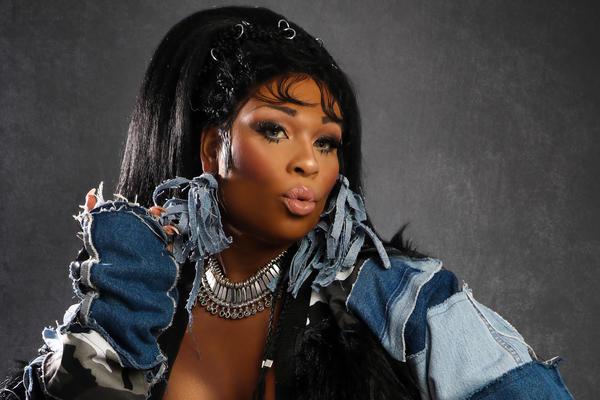 "<a href=""https://www.vh1.com/shows/rupauls-drag-race""><em>RuPaul's Drag Race</em></a> alum and <em>Call Me Mother </em>co-host Peppermint."