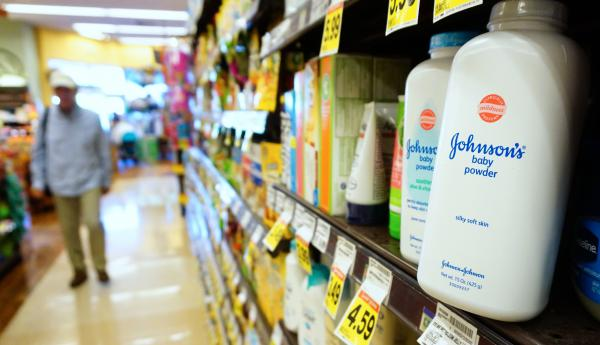Johnson & Johnson is facing tens of thousands of lawsuits over claims that its talcum-based products caused users to develop cancer. The company says its powder products are safe.