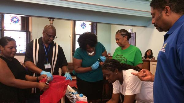 HIV researchers say Black Americans are less likely to be tested for HIV and the least likely to be linked to care if they test positive.