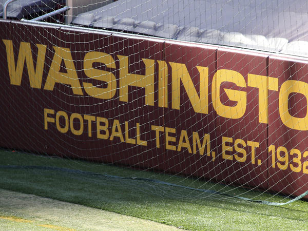 The Washington Football Team will forbid the wearing of headdresses meant to evoke Native Americans in its stadium.