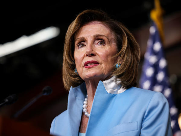 House Speaker Nancy Pelosi, D-Calif., is working to keep moderates and progressives on the same page to move two separate bills — an infrastructure bill and a broader spending package.