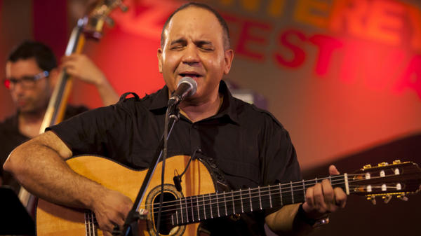 Juan-Carlos Formell and Johnny's Dream Club at the 2011 Monterey Jazz Festival.