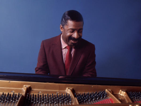 Prodigal pianist and composer Erroll Garner, whose centennial birthday will be marked in September.