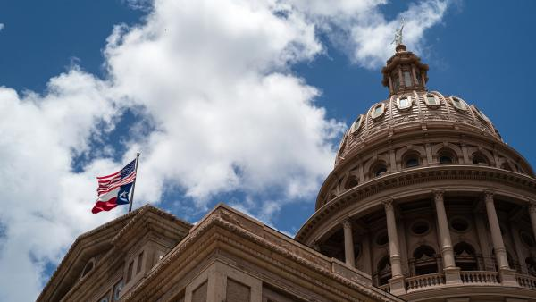 Texas, which already had some of the country's strictest voting rules, has a new restrictive voting law backed by Republicans.